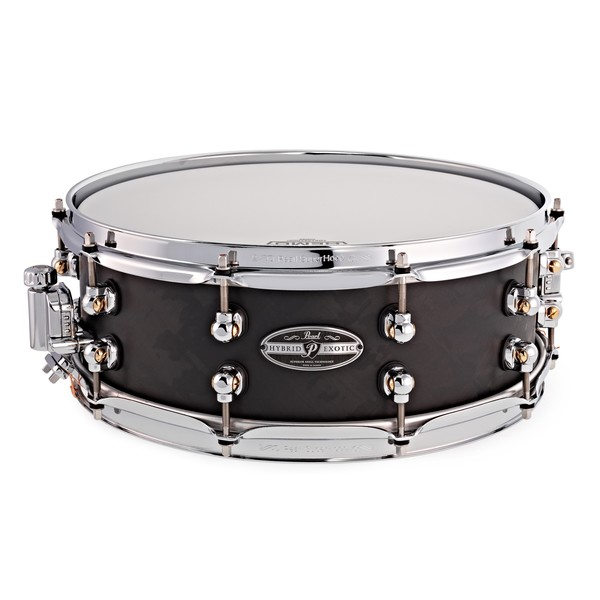Pearl Hybrid Exotic 14'' x 5'' Snare Drum, Vectorcast