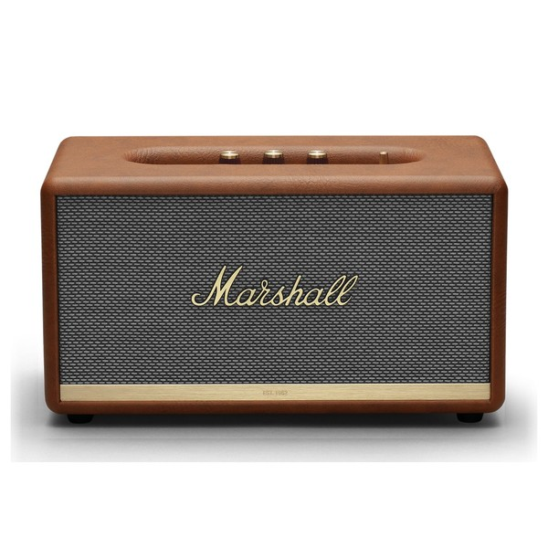 Marshall Stanmore Bluetooth II Speaker, Brown