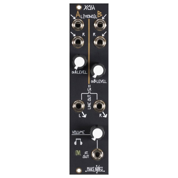 Make Noise XOH Output Module (6HP) - Front