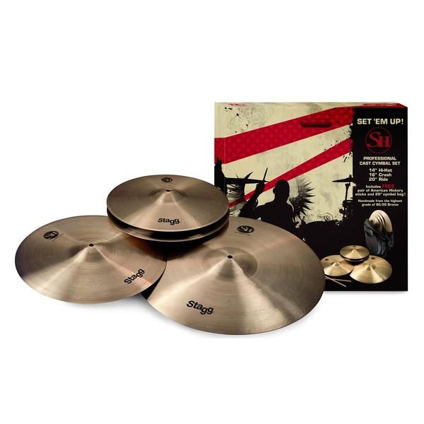 Stagg SH Cymbal Set