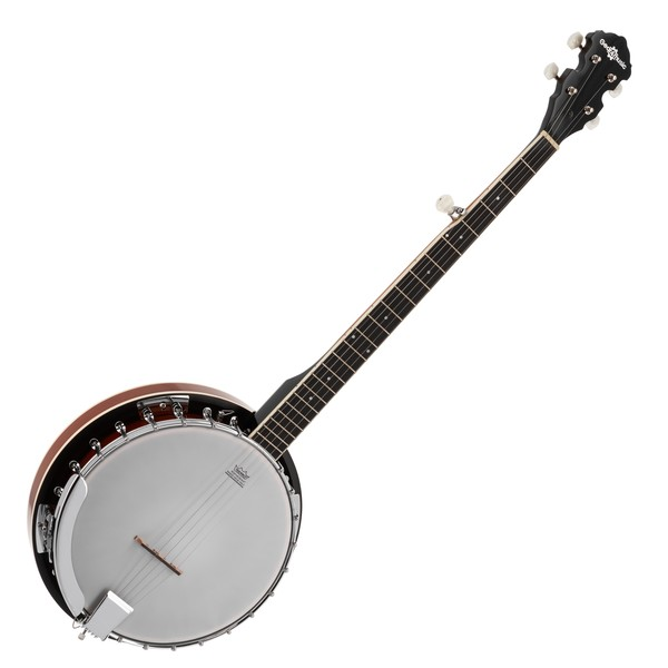 5 String Banjo by Gear4music