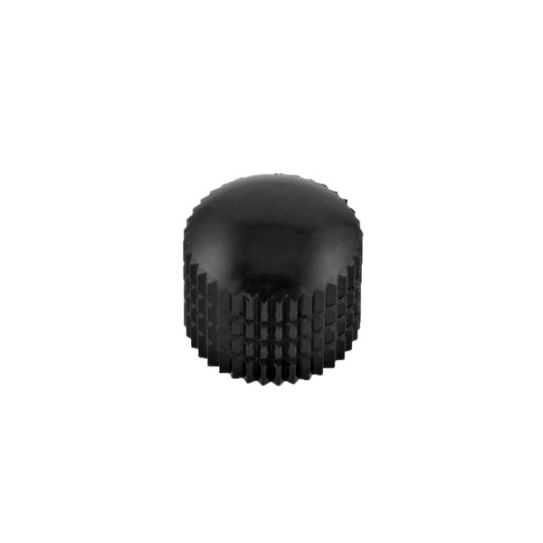 Guitarworks Metal-Grip Speed Control Knob, Black
