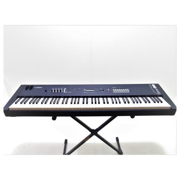 Yamaha MX88 Music Production Synthesizer, Black - Top