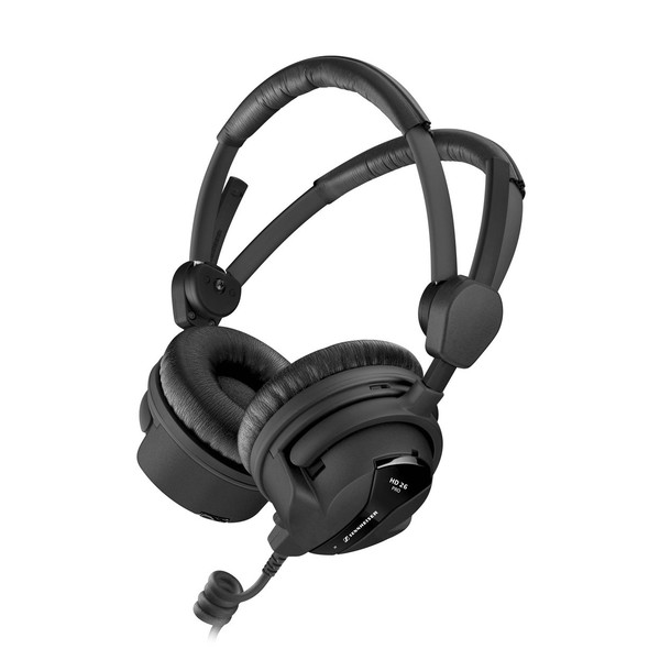 Sennheiser HD 26 PRO Broadcasting Headphones with ActiveGard