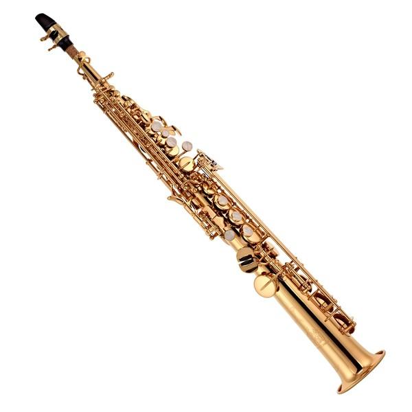 Trevor James 'The Horn' Soprano Saxophone, 2 Necks