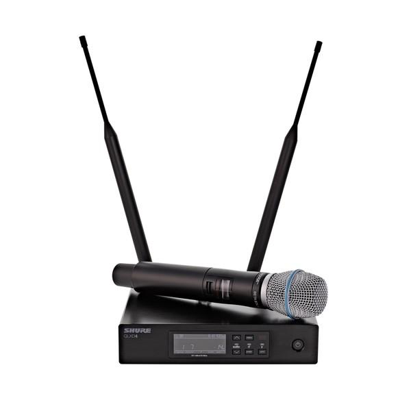 Shure QLXD24UK/B87A-K51 Wireless Microphone System