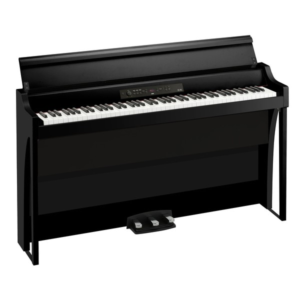 Korg G1 Air Digital Piano, Black, New Model