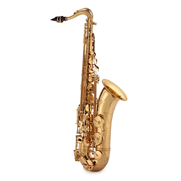 Trevor James SR Tenor Saxophone, Gold Lacquer