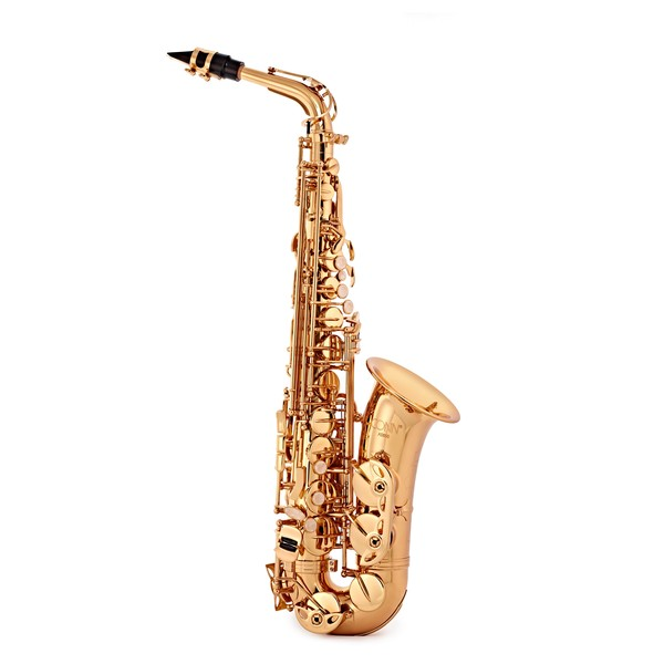 Conn AS650 Alto Saxophone, Gold Lacquer