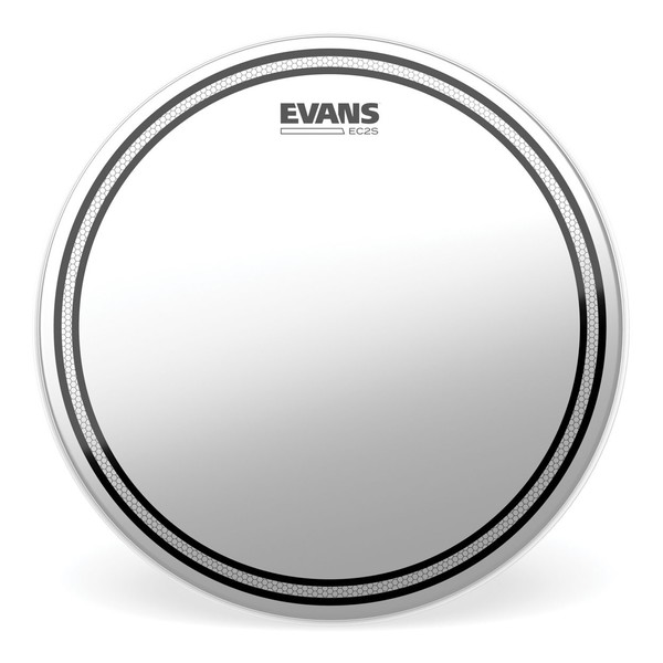 Evans EC2 Edge Control SST Coated Drum Head, 16''
