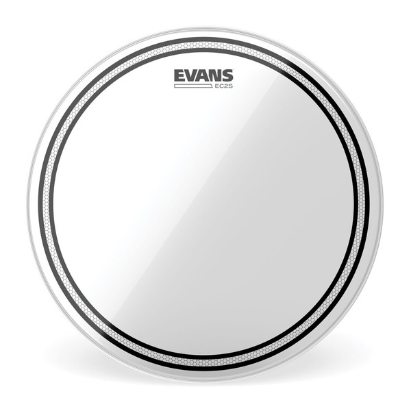 Evans Edge Control Coated EC Snare Drumhead 12''