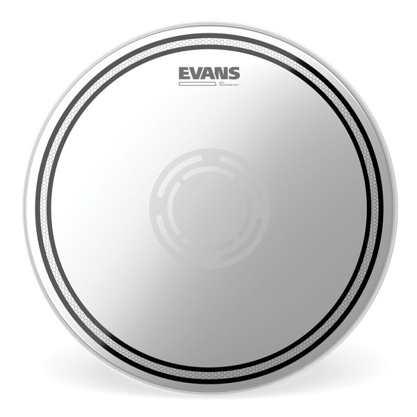 Evans Edge Control EC 1 ply Reverse Dot Snare Head 13''