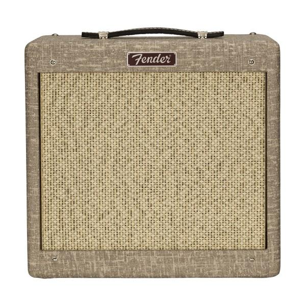 Fender FSR Pro Junior IV 1x10 Valve Combo, Fawn w/ Jenson P10Q - front