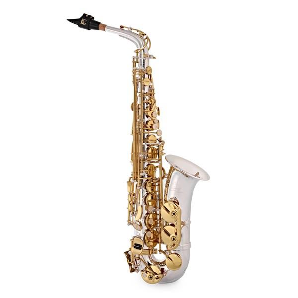 Odyssey OAS700SVR Premiere Alto Saxophone, Silver