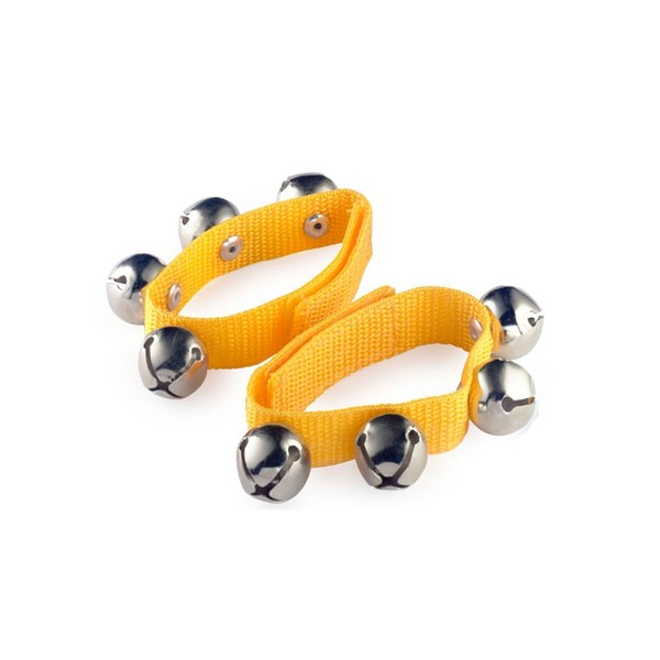 Stagg Wrist Bells, Yellow