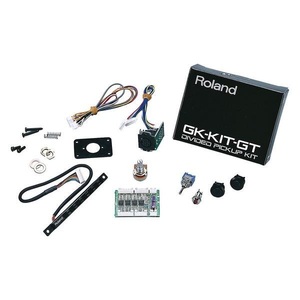 Roland GK-KIT-GT3 Divided Pickup Kit - Front View