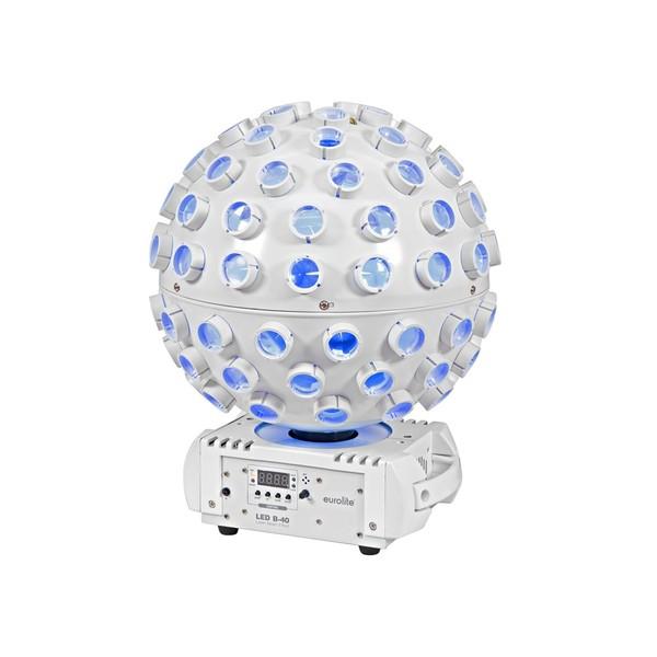 Eurolite LED B-40 Laser Beam Effect, White