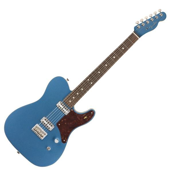 Fender FSR USA Cabronita Telecaster RW, Lake Placid Blue - Main