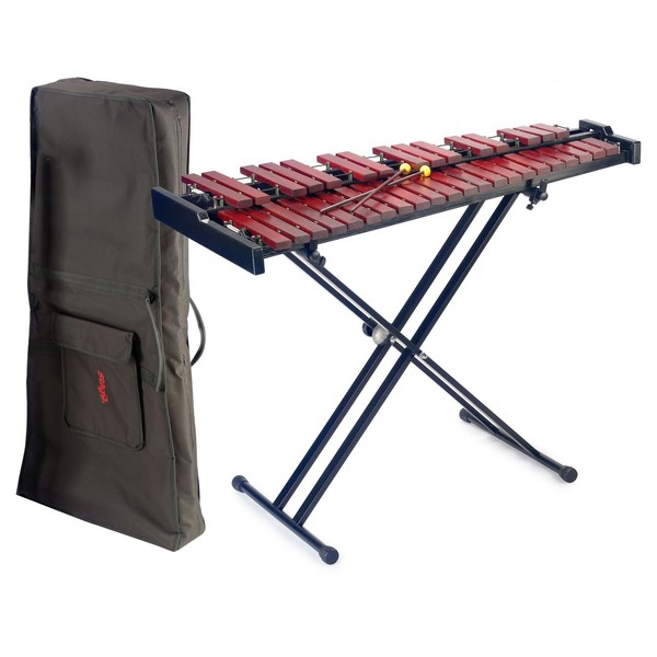 Stagg Xylophone 37 Pro With Stand & Bag