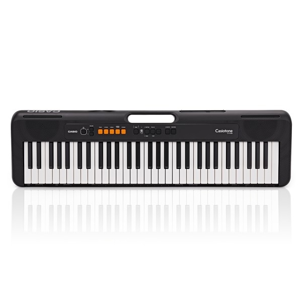 Casio CT S100 Portable Keyboard, Black