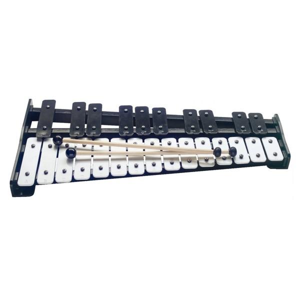 Stagg Metallophone 25 Keys With Bag