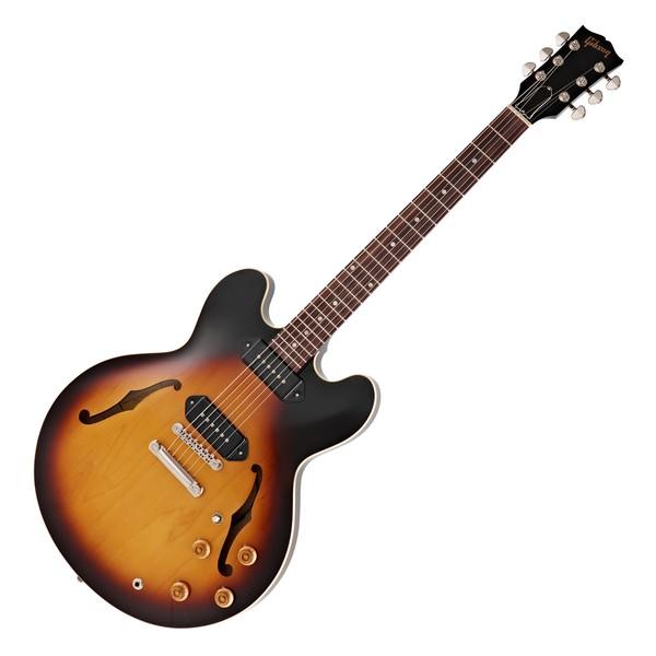 Gibson ES-335 Dot P-90, Vintage Burst