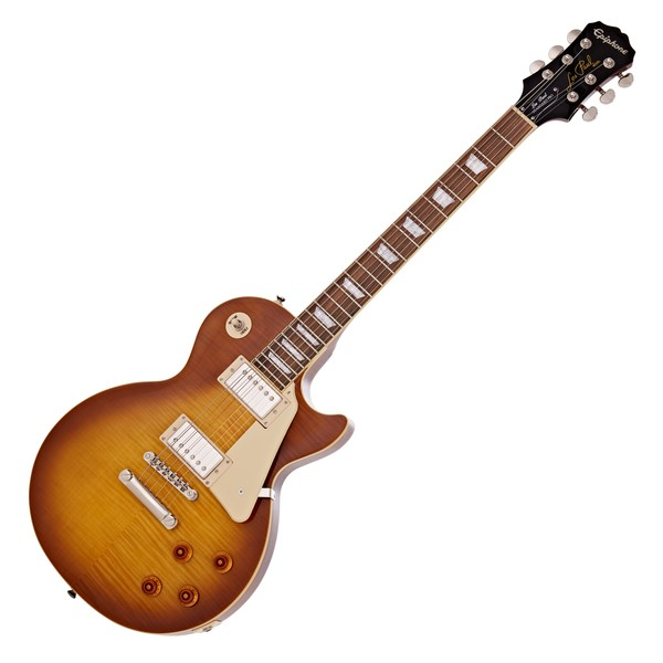 Epiphone Les Paul Standard PlusTop PRO, Honey Burst