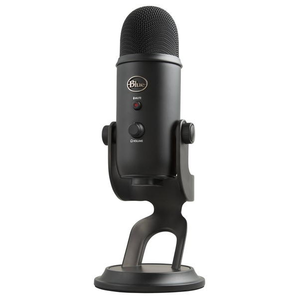 Blue Yeti Studio, Blackout - Front
