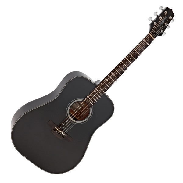 Takamine GD30 Dreadnought Acoustic, Black