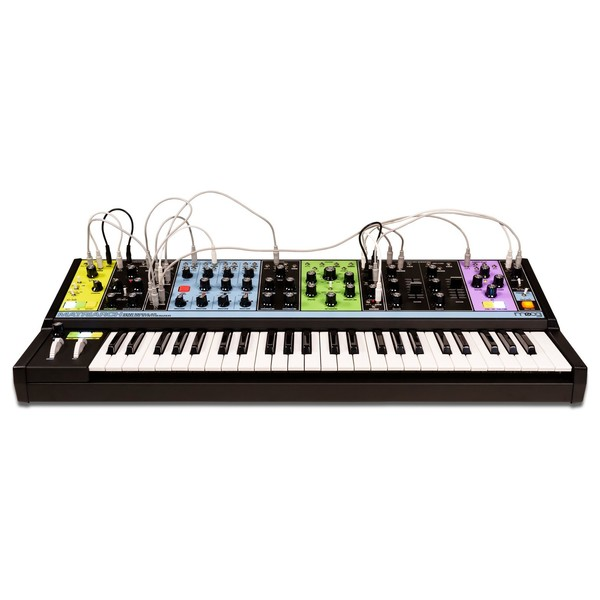 Moog Matriarch Paraphonic Analog Synth front
