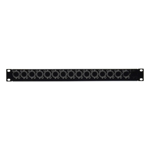 Gator Cases GRW-PNLUNIKO Universal Knockout Panel, Front View
