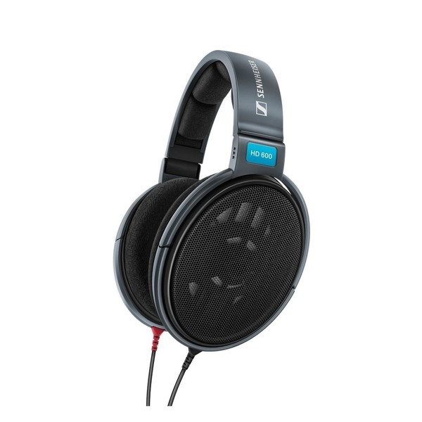 Sennheiser HD 600 Avantgarde Headphones, Front Angled