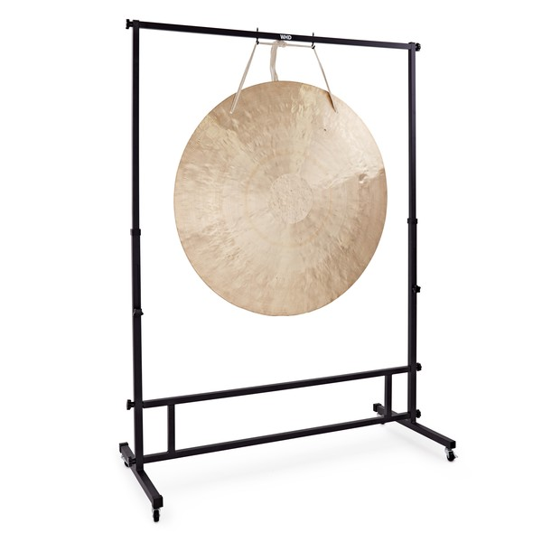 "WHD 40"" Wind Gong + Adjustable Stand"