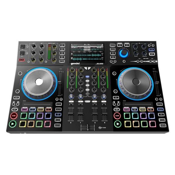 Gemini SDJ 4000 Standalone DJ System - Top