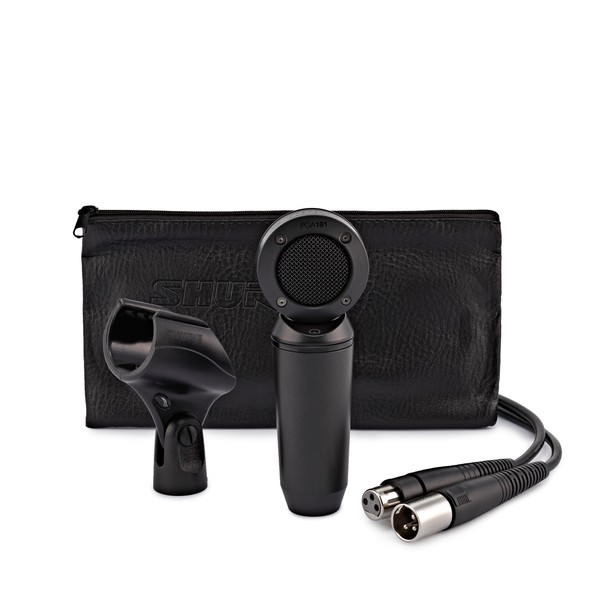 Shure PGA181 Cardioid Condenser Microphone