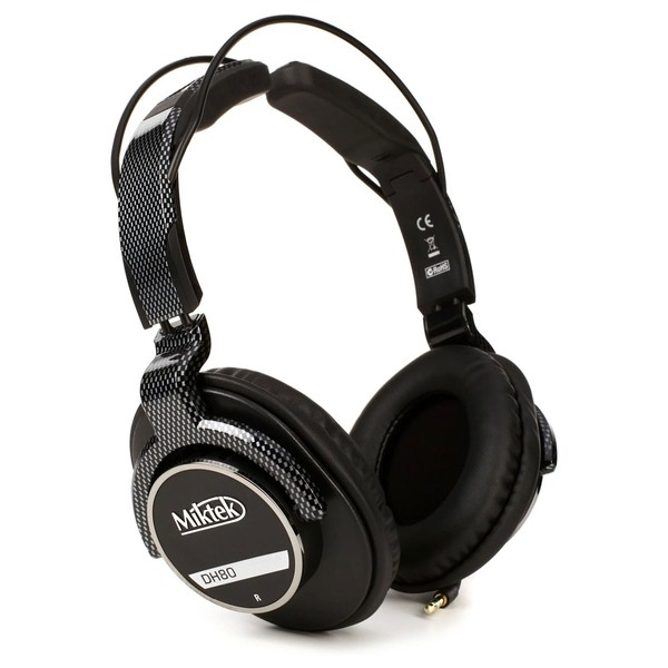 Miktek DH80 Semi-Open Headphones