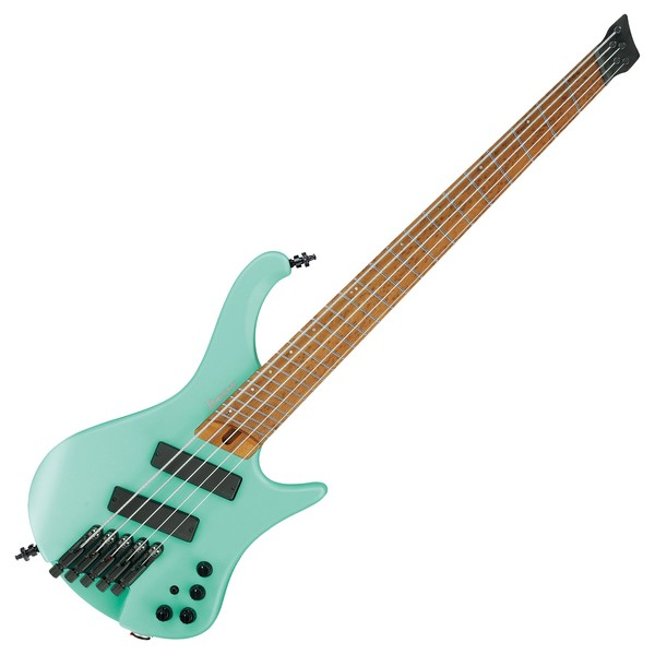 Ibanez EHB1005MS Bass Workshop, Sea Foam Green Matte - front
