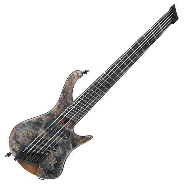 Ibanez EHB1506MS Bass Workshop, Black Ice Flat - front