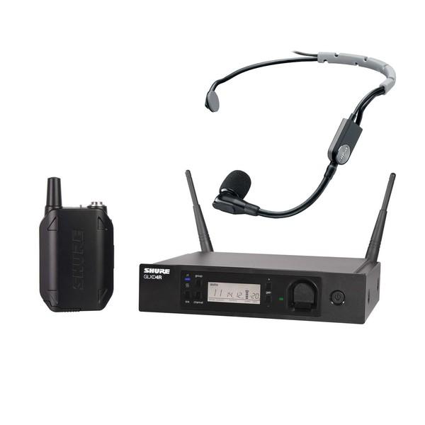 Shure GLXD14R/SM35 Advanced Digital Wireless Headset System