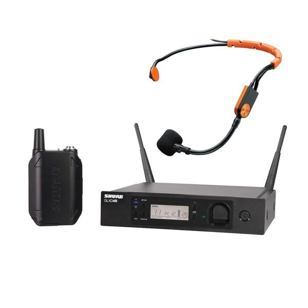 Shure GLXD14R/SM31 Advanced Digital Wireless Headset System