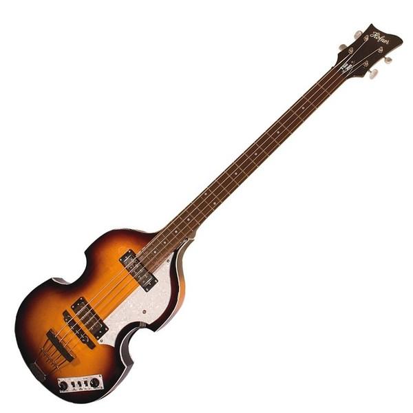 Hofner Ignition Violin Bass Limited Edition, Sunburst - front