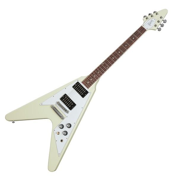 Gibson Flying V 70s, Classic White - Main