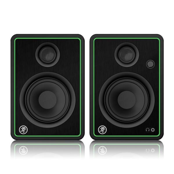 Mackie CR4-X 4'' Multimedia Monitor Speakers, Front Pair