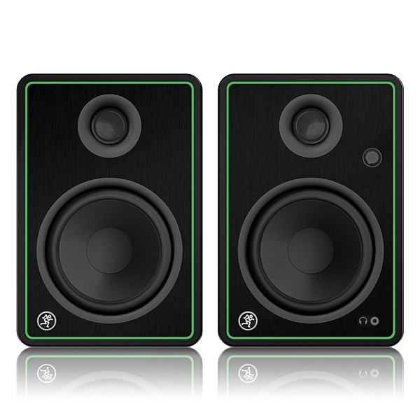 Mackie CR5-X 5'' Multimedia Monitor Speakers, Front Pair