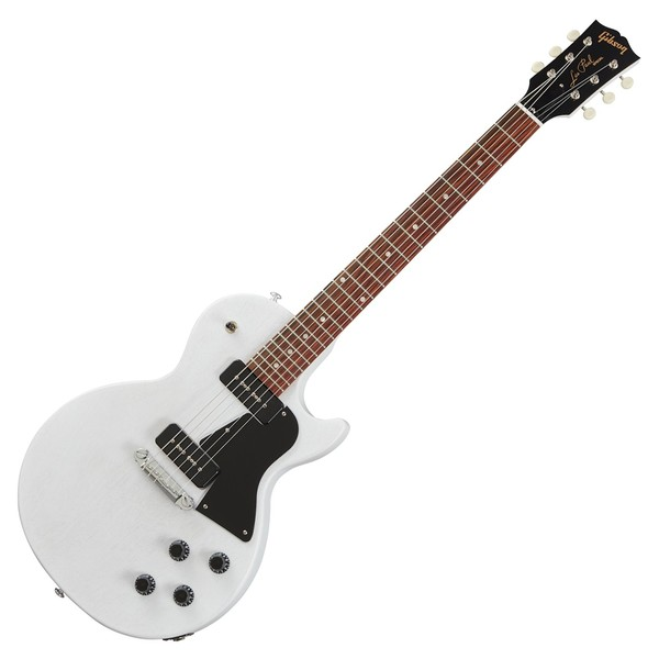Gibson Les Paul Special Tribute P-90, Worn White - Main