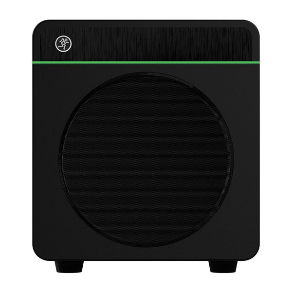 Mackie CR8S-XBT 8'' Monitor Subwoofer with Bluetooth, Front