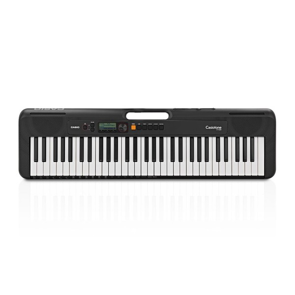 Casio CT S200 Portable Keyboard, Black