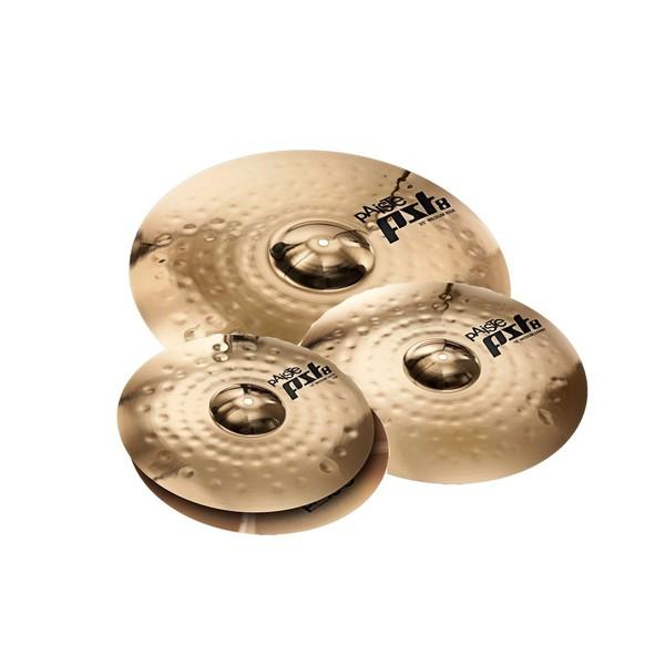 Paiste PST 8 14/16/20 Universal Set Cymbal Pack