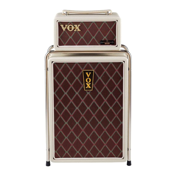 Vox Mini Superbeetle Audio, Ivory - front