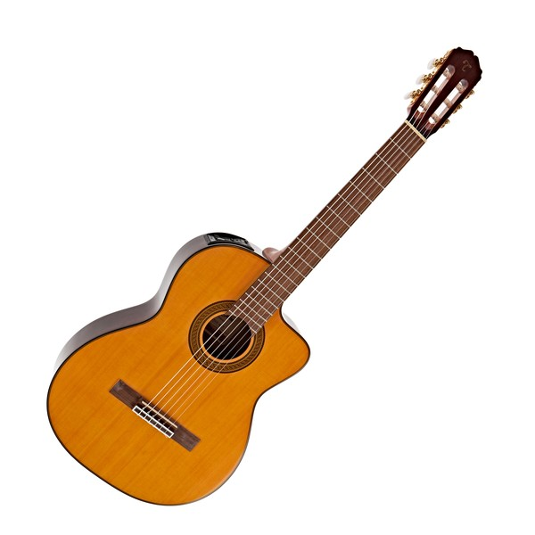 Takamine GC5CE Electro Classical Guitar, Natural